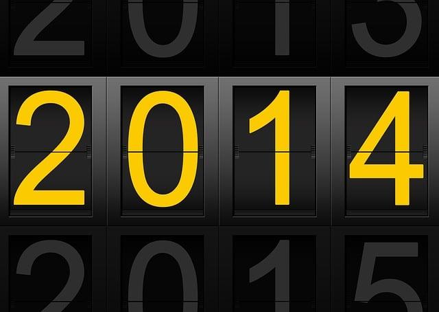 Bilan personnel de l'année 2014