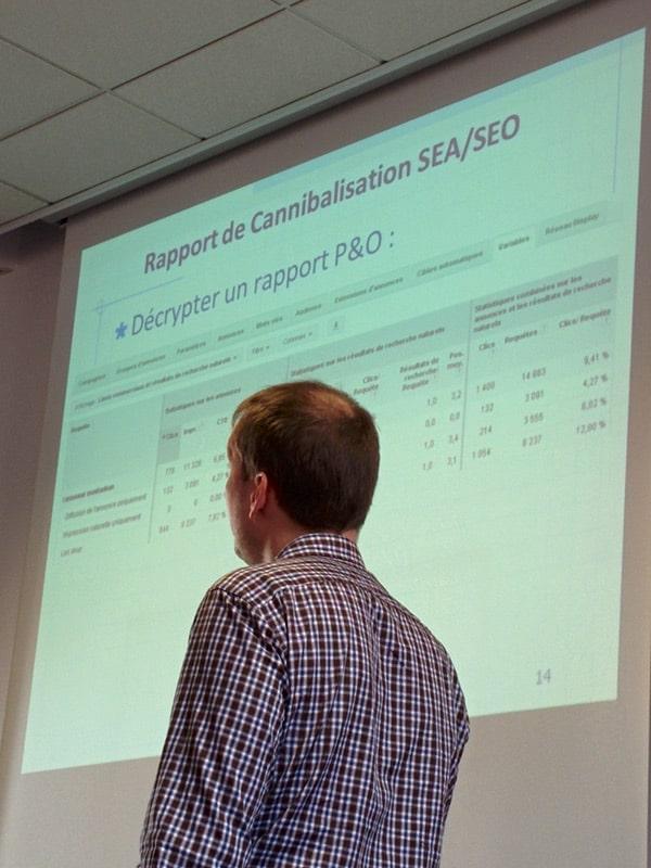 WebCampDay 2015 conférence Adwords avancé avec Florian Marlin