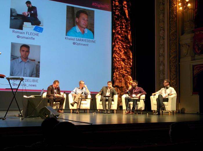 Entreprendre dans les objets connectés - Digital Tech Conference