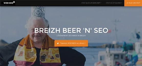 Breizh Beer n' SEO Rennes