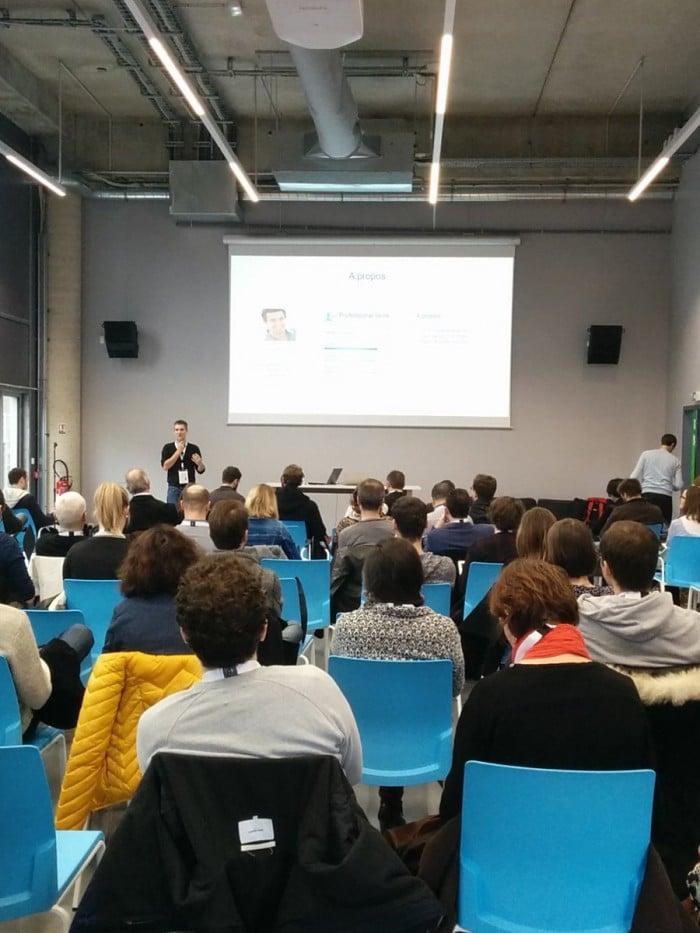 Les usages d'Excelpour le SEO par Vincent Lahaye au SEO Campus de Nantes 2016