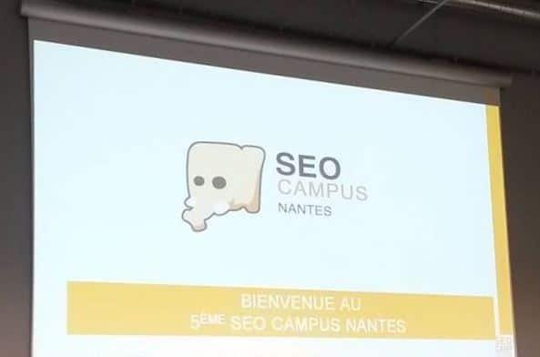 SEO Campus de Nantes 2016